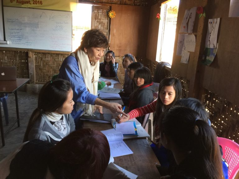 Anti-Human Trafficking Training. Jan '17