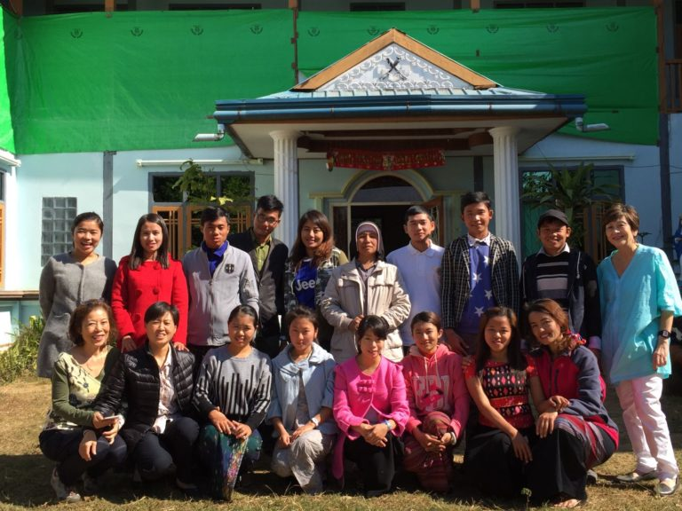 Pastoral Care in Mae Hong Son Camp